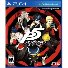 ĐĨA GAME PS4 PERSONA 5 (EU )