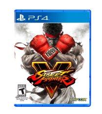 Đĩa game PS4 Street Fighter V SF5