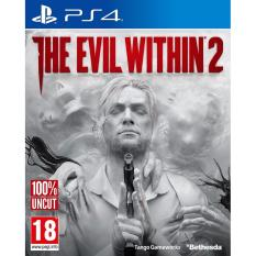 Đĩa Game PS4 – The Evil Within 2