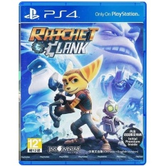 Đĩa game Ratchet & Clank