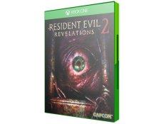 Đĩa Game Resident Evil Revelations 2 dành cho Xbox One – Hàng nhập khẩu