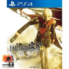 Đĩa game Sony PS4 Final Fantasy Type-0 HD – Hàng nhập khẩu – Hệ US