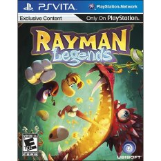 Đĩa game Sony Rayman Legends (PSVITA)