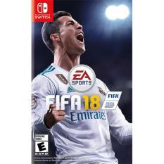 Đĩa Game Switch FIFA 18
