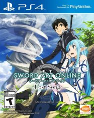Đĩa game Sword art online Lost Song dành cho PS4