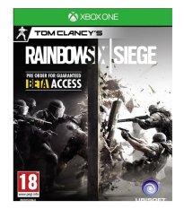 Đĩa game Tom Clancys Rainbow Six: Siege dành cho Xbox One (Đen)