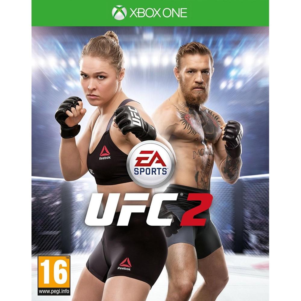 Nơi mua Đĩa Game Xbox One EA Sports UFC 2
