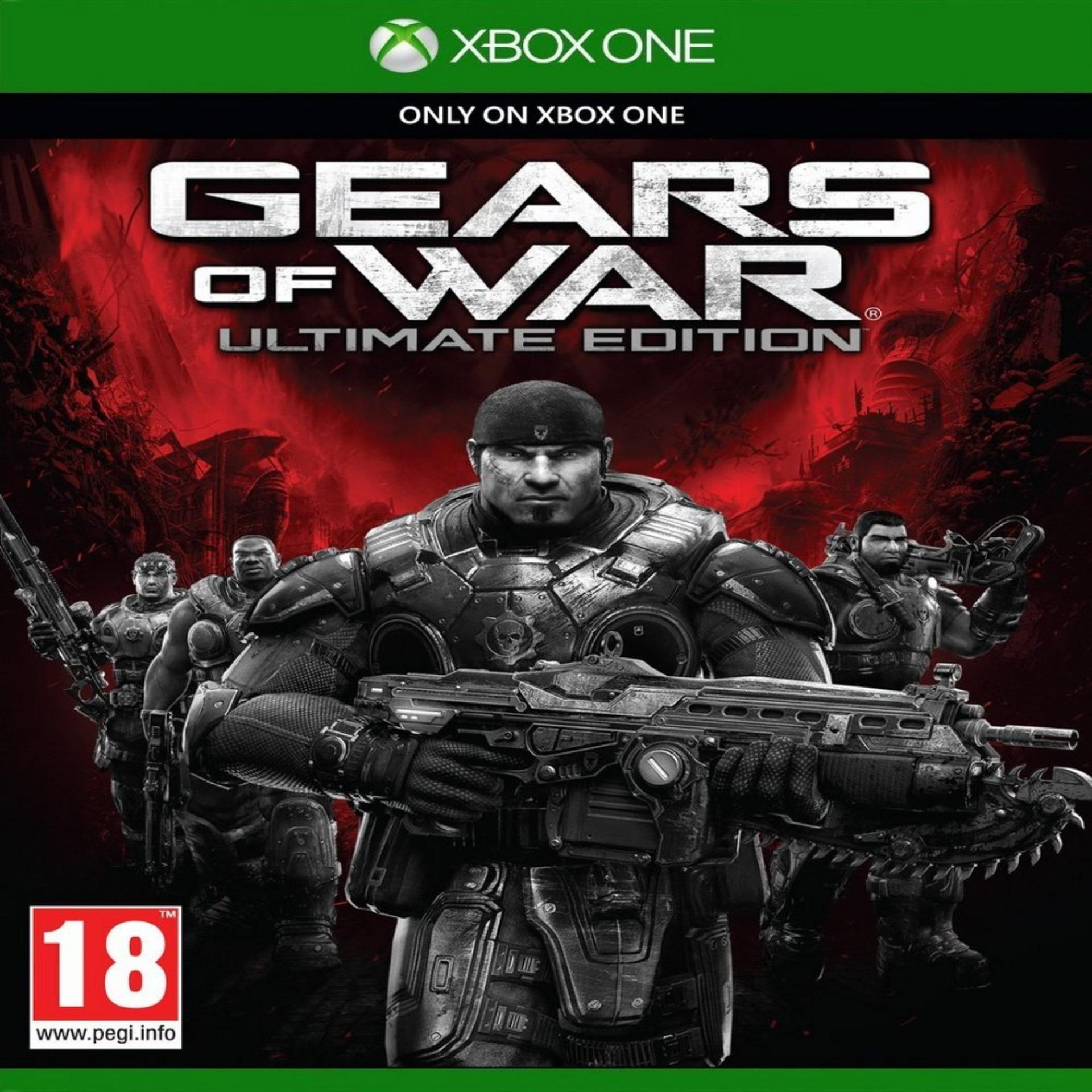 Bảng Giá Đĩa Game Xbox One – Gears of War Ultimate Edition