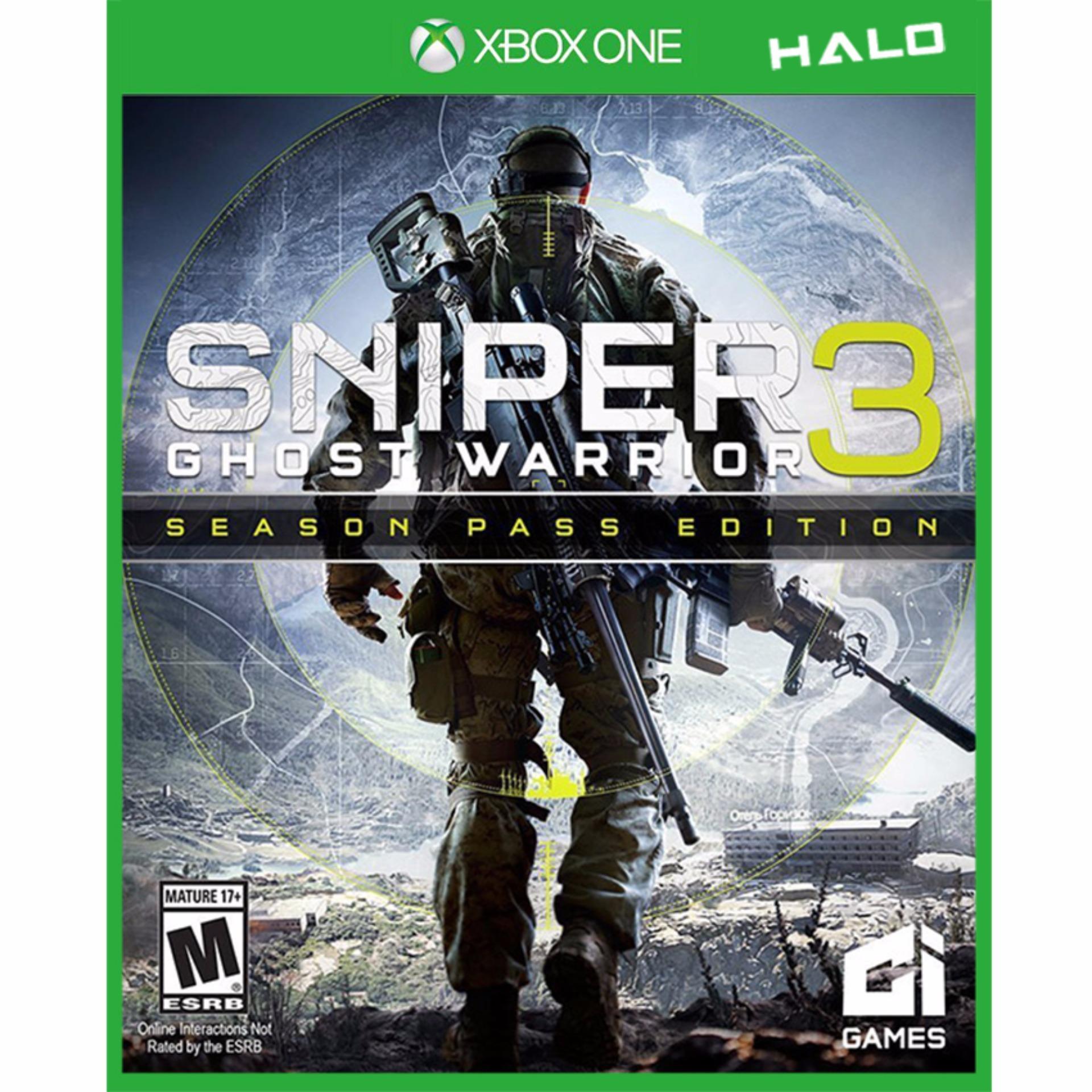 Báo Giá Đĩa Game Xbox One Sniper Ghost Warrior 3