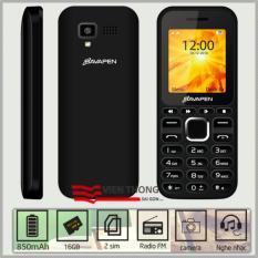 Điện thoại 2 sim 2 sóng Bavapen B11 (Đen)