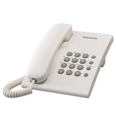 Điện thoại bàn Panasonic KX-TS500 (Trắng)