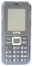 Bảng Giá Điện thoại chống nước XP6 2 SIM (Đen)  Tại Trường Vinh 139 (Tp.HCM)