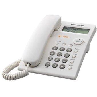 Giá bán Điện thoại để bàn Panasonic KX-TSC11 (Trắng)