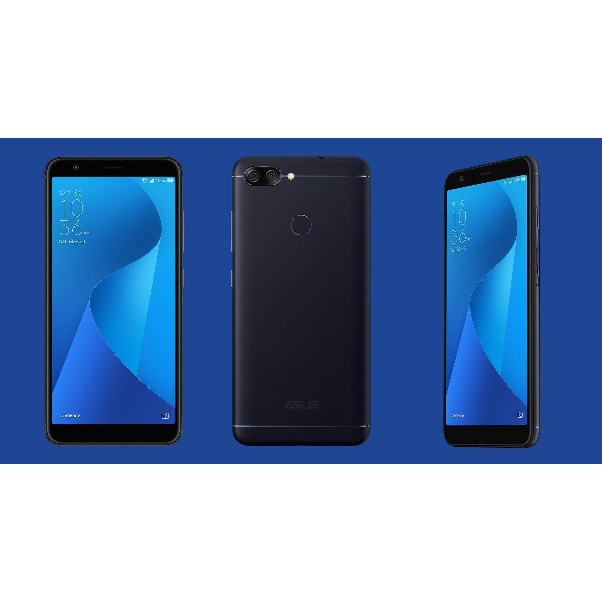 Điện thoại Di Động ASUS Zenfone 4 MAX Plus ZB570TL – Hãng Phân Phối Chính Thức