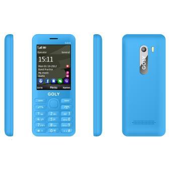 Điện thoại di động màn hình lớn Goly G303 chính hãng- Blue - 8166822 , GO132ELAA4U8W8VNAMZ-8918015 , 224_GO132ELAA4U8W8VNAMZ-8918015 , 450000 , Dien-thoai-di-dong-man-hinh-lon-Goly-G303-chinh-hang-Blue-224_GO132ELAA4U8W8VNAMZ-8918015 , lazada.vn , Điện thoại di động màn hình lớn Goly G303 chính hãng- Blue