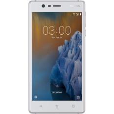Điện thoại di động Nokia 3 (Silver White) – Hãng phân phối chính thức