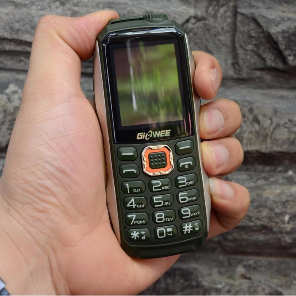 Điện thoại 2 sim Giowee 666 âm thanh 3D sống động