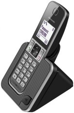 Điện thoại kéo dài Panasonic KX-TGD310 (Đen)