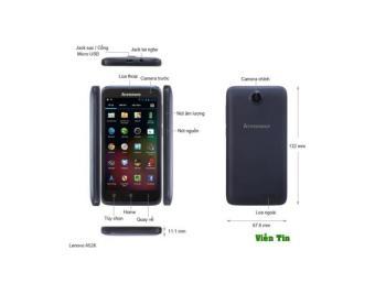 Báo Giá Điện thoại Lenovo A526 Aurora Blue