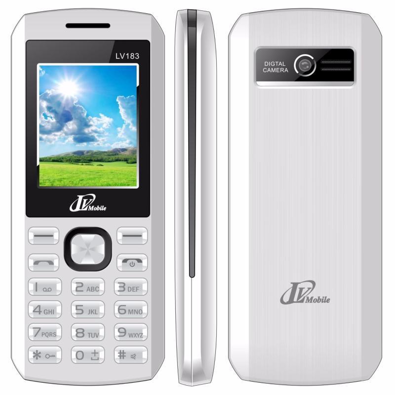 Điện thoại LV183 2sim ( Trắng)- Hàng nhập khẩu