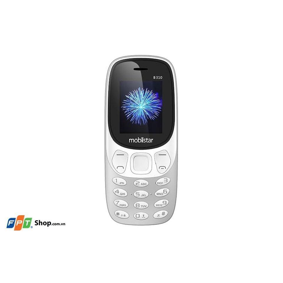Điện thoại Mobiistar B310 - Hàng nhập khẩu Full box Bảo hành 12 tháng lỗi là đổi 30 ngày