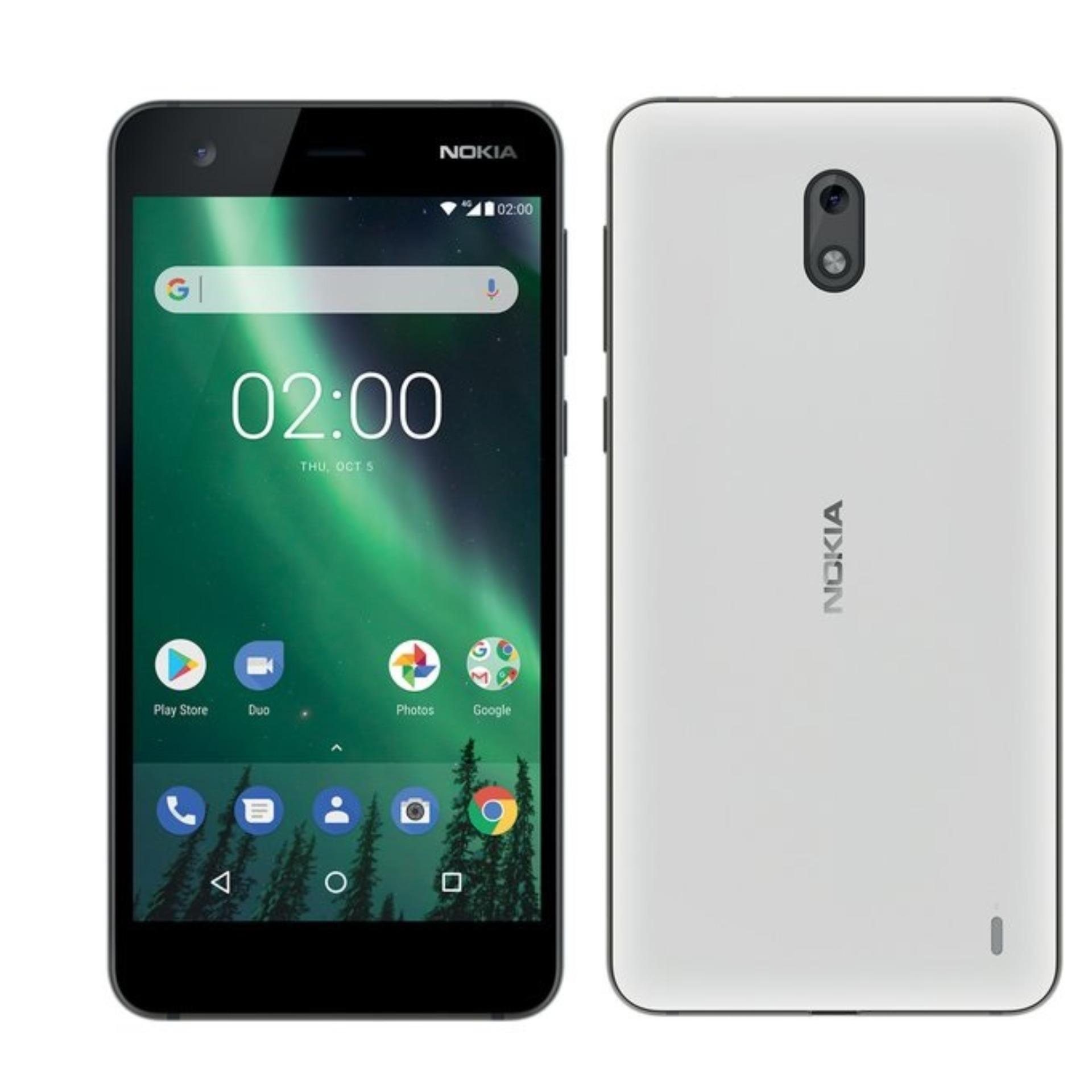 Điện thoại Nokia 2 White Hãng phân phối chính thức
