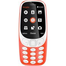 Điện thoại Nokia 3310 2017 (Đỏ) – Hãng phân phối chính thức