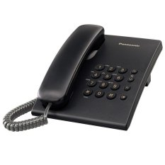 Điện thoại Panasonic KX-TS500 (Đen)