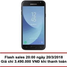 Điện thoại Samsung Galaxy J3 Pro 16GB RAM 2GB (Đen) - Hãng phân phối chính thức
