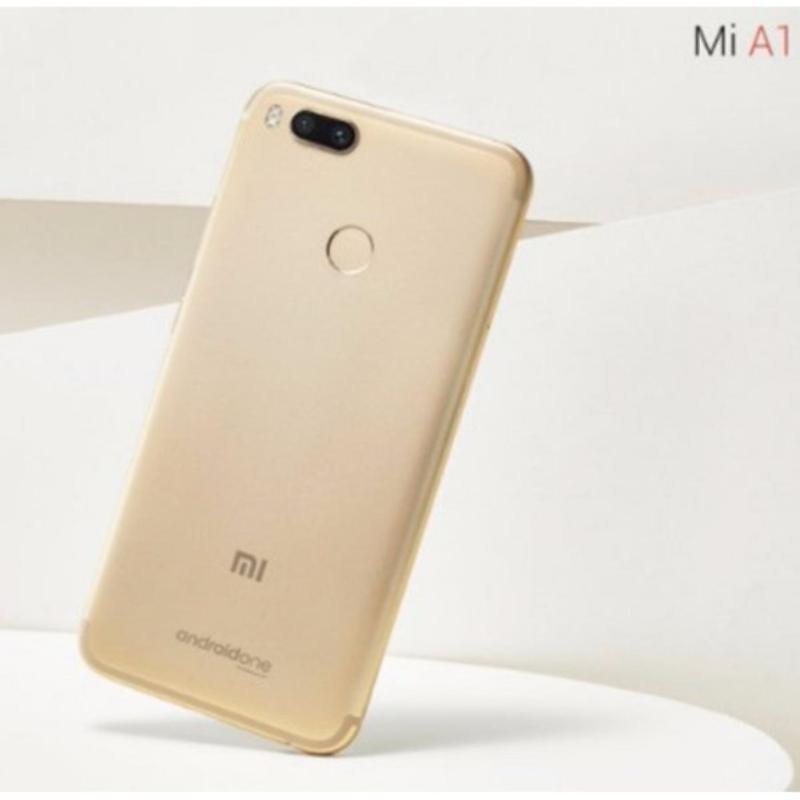 Điện Thoại Xiaomi Mi A1 4GB/64GB (Vàng) - Phân Phối Chính Hãng Digiworld