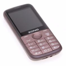 Điện thoại Zono N260 MH 2.4inch 2 sim ( Cafe) – Hàng nhập khẩu