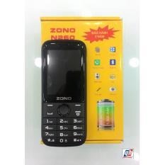 Điện thoại Zono N260 MH 2.4inch 2 sim ( Đen) – Hàng nhập khẩu