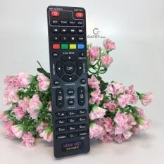 Điều khiển Đầu thu Hùng Việt HD 789s – TS123 – HV 168 (Đen)
