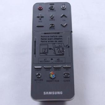 Điều khiển tivi samsung cảm ứng Smart Hub (xám) - 8720912 , SA937ELAA5IWG6VNAMZ-10142171 , 224_SA937ELAA5IWG6VNAMZ-10142171 , 1290000 , Dieu-khien-tivi-samsung-cam-ung-Smart-Hub-xam-224_SA937ELAA5IWG6VNAMZ-10142171 , lazada.vn , Điều khiển tivi samsung cảm ứng Smart Hub (xám)