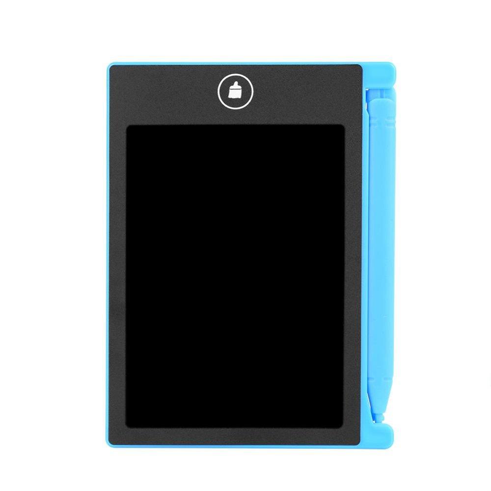 Máy Tính Bảng Dùng Để Vẽ Với Màn Hình Kỹ Thuật Số LCD Mini 4.5 Inch Cho Người Lớn Và Trẻ Em (Xanh dương) – Quốc tế