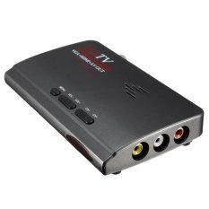 Kỹ thuật số Mặt Đất HDMI 1080 p DVB-T T2 TV Box VGA AV CVBS Bắt Sóng Thu Từ Xa HOA KỲ-quốc tế