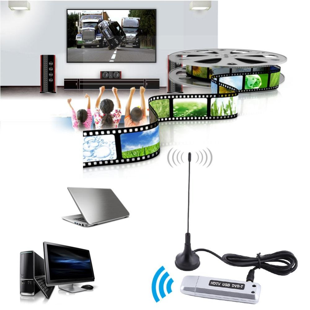 Nên mua Đầu Thu TRUYỀN HÌNH kỹ thuật số HDTV TunerIR Từ Xa Giá Rẻ-quốc tế ở ebayst