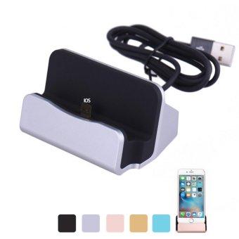 Dock s���c ki��m gi�� ����� ��a n��ng cho iPhone 5/5S/6/6S/6 Plus/6S PLUS