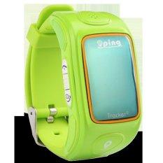 Đồng hồ định vị dành cho trẻ em Ping (Xanh lá)