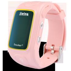 Đồng hồ định vị dành cho trẻ em Ping (Hồng)