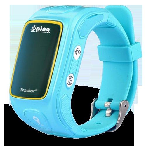 Đồng hồ định vị dành cho trẻ em Ping (Xanh dương)