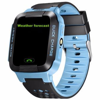 Đồng hồ định vị trẻ em GPS - Smart Watch Q528 Tracker GPS