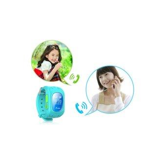 Đồng hồ định vị trẻ em GPS Smartwatch ( Xanh) - 3