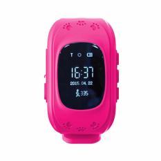 Đồng hồ định vị trẻ em GPS Smartwatch ( đen)
