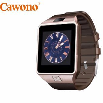 Đồng hồ thông minh Cawono Z09 2017 (Vàng nâu)