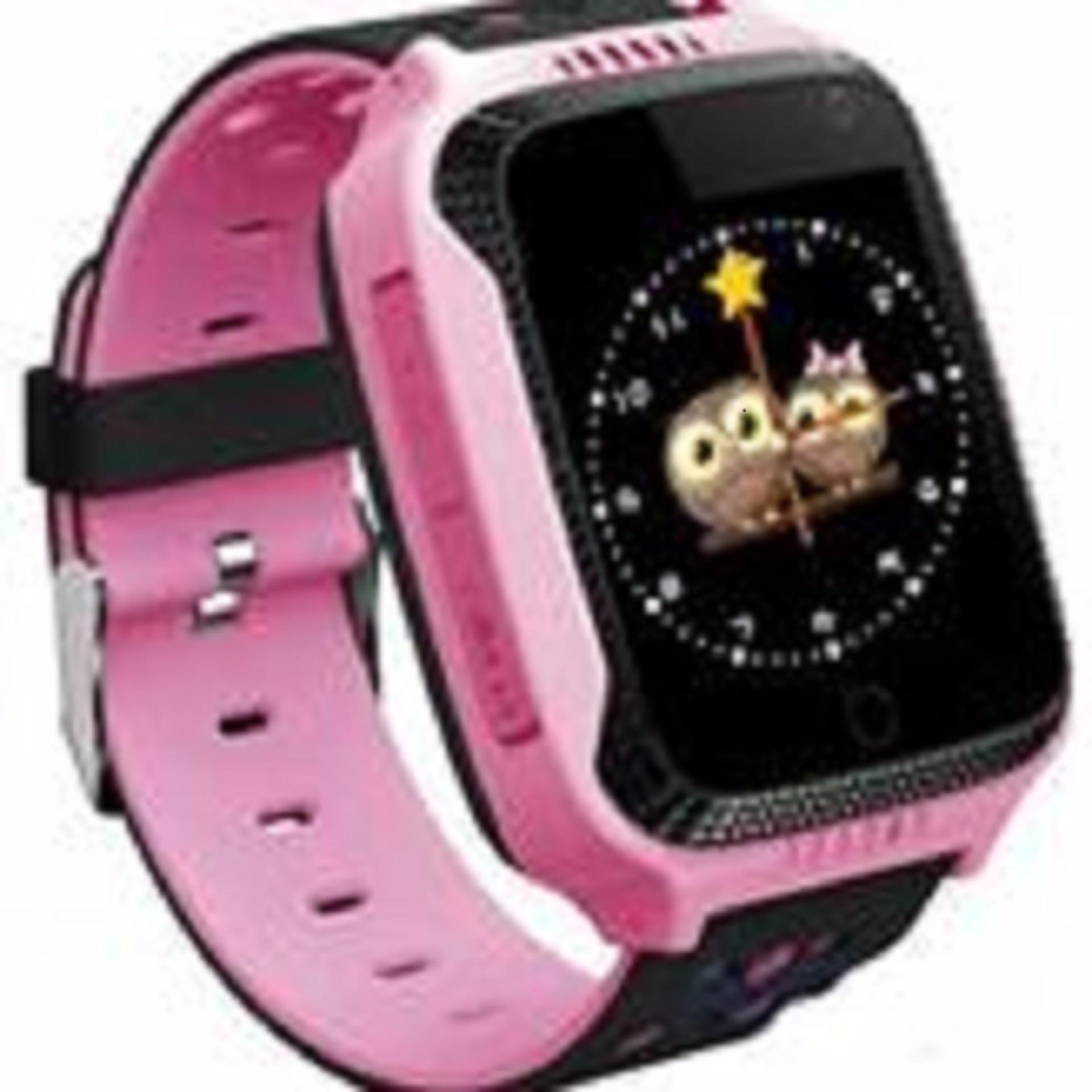 Đồng hồ thông minh có định vị GPS – LBS Q528