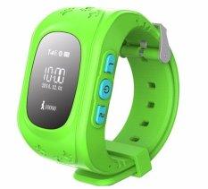 Đồng hồ thông minh định vị GPS Y2 (Xanh lá)