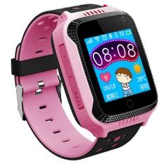 Đồng hồ thông minh định vị trẻ em GPS Setracker3 Q528 cảm ứng gọi 2 chiều (Hồng)