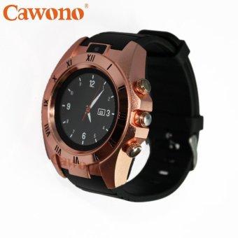 Đồng hồ thông minh gắn sim và camera Cawono Z5 (Vàng)