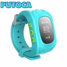 Đồng hồ thông minh giám sát bảo vệ trẻ PUTOCA Q5 Plus